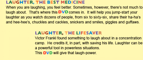 Laughter, the best medicine & the lifesaver