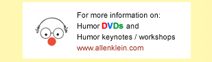 for more information, link to Allenklein.com